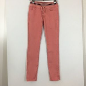 Splendid Pull On Pink Jeggings XS